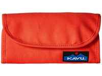 Kavu Big Spender Firewater Wallet Handbags Orange