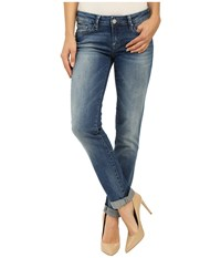 Mavi Jeans Emma In Shaded Vintage Shaded Vintage Women's Jeans Blue