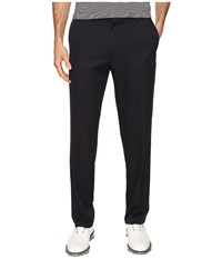 Dockers Straight Fit Flat Front Golf Pants Navy Men's Casual Pants