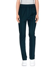 Paolo Pecora Trousers Casual Trousers Women Dark Green