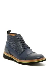 Robert Graham Bedford Boot Blue