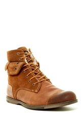 Ziginy Marco Faux Fur Lined Boot Brown