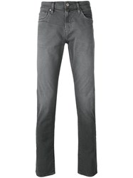 J Brand Tyler Slim Fit Jeans Grey