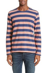 Levi'sr Made And Craftedtm Men's Levi's Crafted Tm Stripe T Shirt
