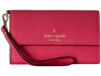 Kate Spade Cedar Street Phone 6 Wristlet Sweetheart Pink Cell Phone Case