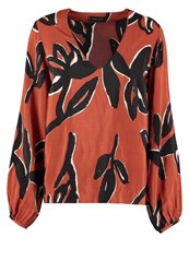 Stine Goya Sasha Blouse Earth Red
