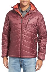 Men's Ibex 'Wool Aire' Recylcled Nylon Puffer Jacket