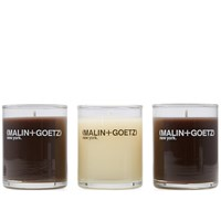 Malin Goetz Votive Candle Set