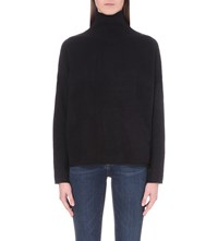 French Connection Weekend Flossie Knitted Jumper Black