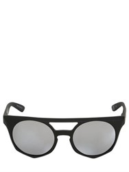 Italia Independent Rounded Acetate Sunglasses