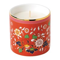 Wedgwood Wonderlust Scented Candle Crimson Jewel Red Berry And Apple