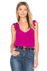 Cami Nyc The Chelsea Tank Red