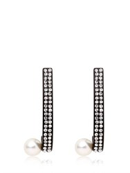 Vita Fede Lia Comma Earrings