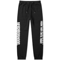 Neighborhood Sweat Pant Black