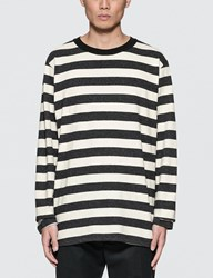 Mr. Completely L S Striped T Shirt