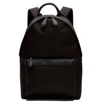 Ted Baker Seata Nylon Backpack Grey Black