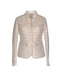 Jan Mayen Coats And Jackets Down Jackets Beige