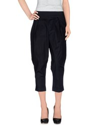 Rose' A Pois Trousers 3 4 Length Trousers Women
