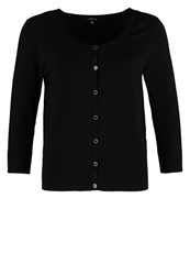 Comma Cardigan Black