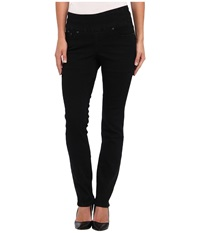 Jag Jeans Malia Pull On Slim In Black Void Black Void Women's Jeans