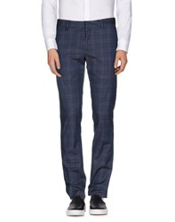 Reporter Trousers Casual Trousers Men Dark Blue