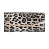 Lotus Jamuna Matching Clutch Bag Grey