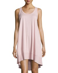 W By Wilt Scoop Neck Sleeveless Tank Dress Pinky