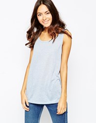 Minimum Sleeveless Vest Top 617Softblue