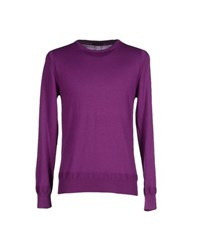 39 Masq Knitwear Jumpers Men Mauve