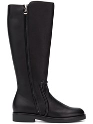 Bally Side Zip Boots