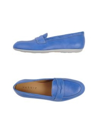 Harry's Of London Harrys Of London Moccasins Blue