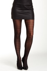 Assets Red Hot Label By Spanx Textured Shaping Tights