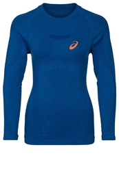 Asics Long Sleeved Top Skyfall Blue
