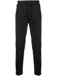 Philipp Plein Logo Track Trousers Black