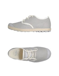 Palladium Sneakers Light Grey