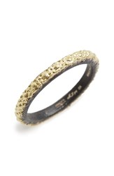 Armenta Women's Old World Textured Stack Ring