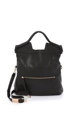 Foley Corinna Mid City Tote Black