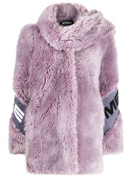 Misbhv Europa Faux Fur Coat 60