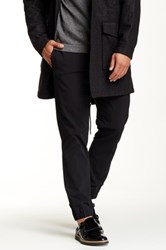 Kenneth Cole Stretch Jogger Pant 29 34' Inseam Black