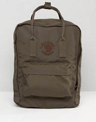 Fjall Raven Fjallraven Re Kanken Dark Olive Backpack 633 Dark Olive Green