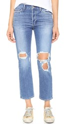 Siwy Jane B Cropped Straight Jeans Crazy Love