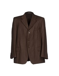 Sidi Suits And Jackets Blazers Men Khaki