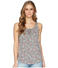 Aventura Clothing Glenrose Tank Top Silver Lining Sleeveless Gray