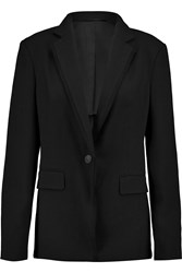 3.1 Phillip Lim Wool Twill Blazer Black