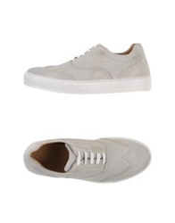 Gold Brothers Low Tops And Trainers Light Grey