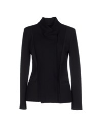 Malloni Suits And Jackets Blazers Women Black