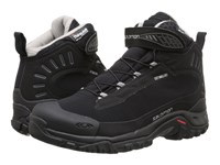 Salomon Deemax 3 Ts Wp Black Black Aluminium Women's Shoes