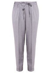 Opus Melosa Trousers Strong Grey