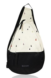 Sherpani Esprit Sling Backpack White True North