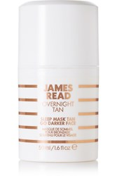 James Read Sleep Mask Tan Go Darker Face Colorless
